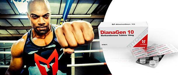 Effets positifs du Dianabol