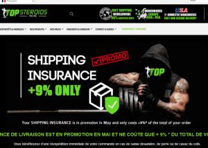 Avis sur top-steroids-online.com